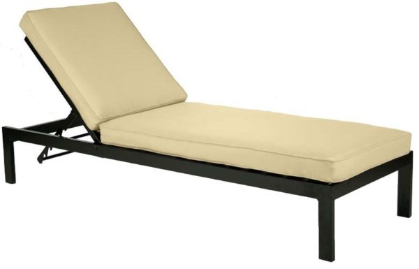 3 Inch Chaise Lounge