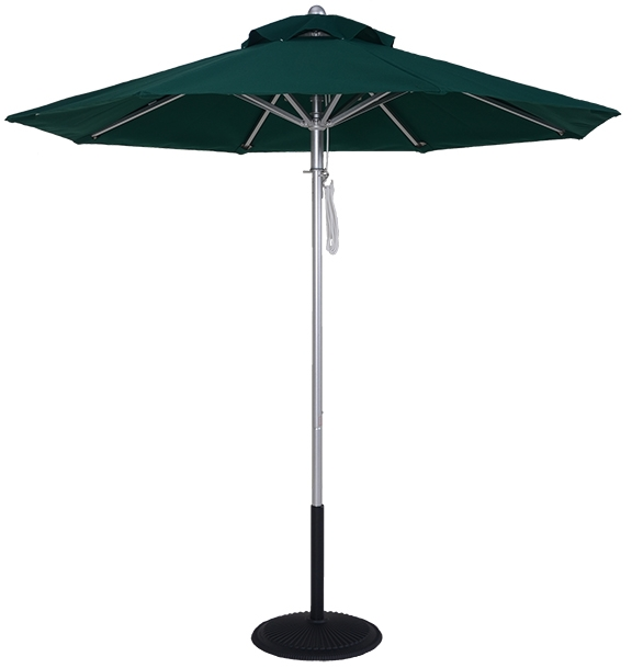 9 Ft. Commercial Heavy Duty Aluminum Market Umbrella