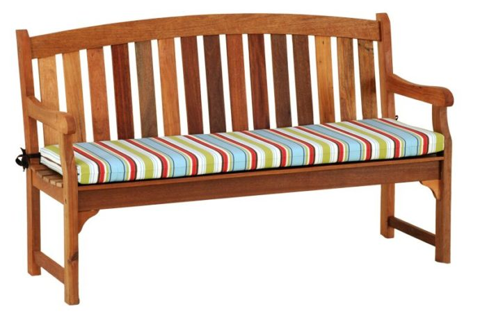 Custom 3 Inch Bench Cushion 89-101