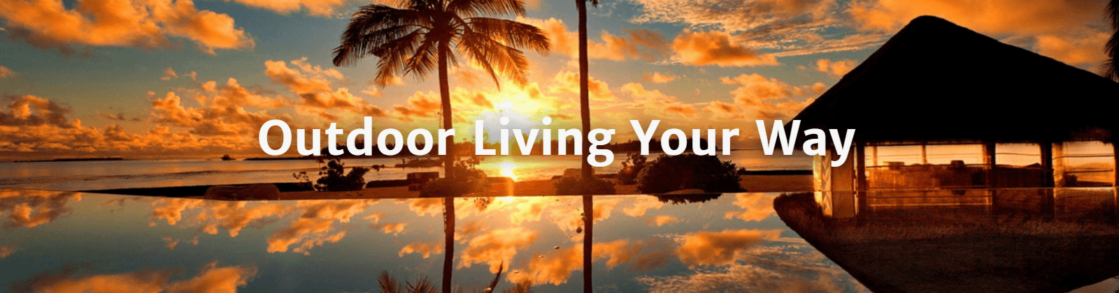 This is the header for OutdoorLivingYourWay.com
